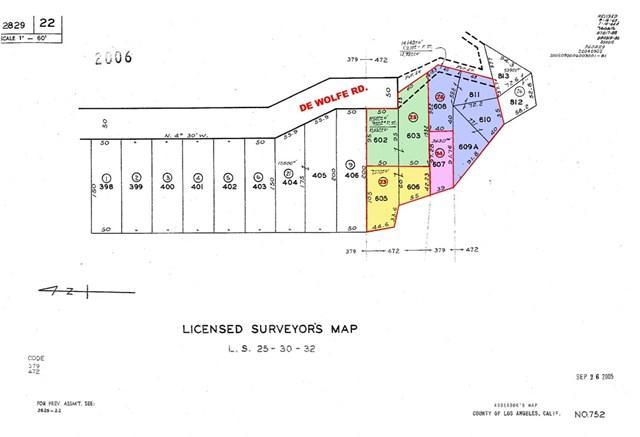 0 De Wolfe Road, Newhall, CA 91321 (#SR19075851) :: Allison James Estates and Homes