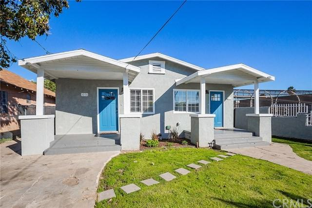 1070 S Eastman Avenue, East Los Angeles, CA 90023 (#DW19089618) :: Kim Meeker Realty Group