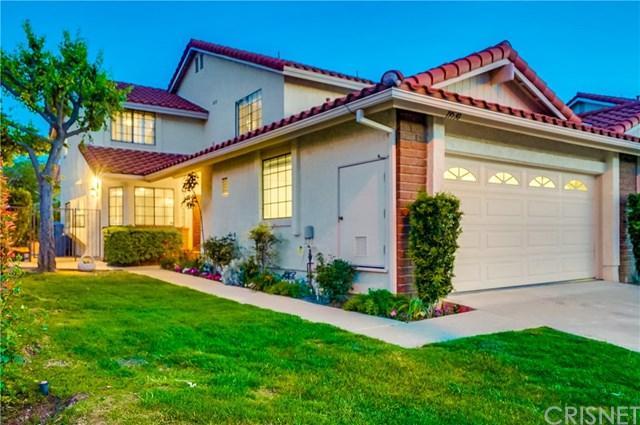 19530 Turtle Ridge Lane, Porter Ranch, CA 91326 (#SR19089243) :: eXp Realty of California Inc.