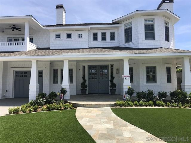 821 Country Club Lane, Coronado, CA 92118 (#190021292) :: The Najar Group