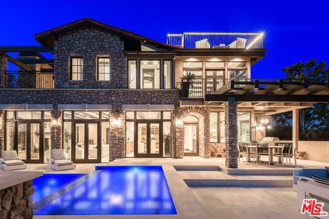 2175 Summitridge Drive, Beverly Hills, CA 90210 (#19456138) :: DSCVR Properties - Keller Williams