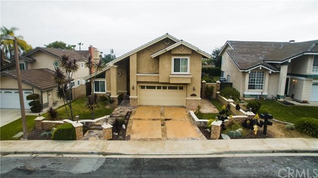 28 Sunset Ridge Circle, Pomona, CA 91766 (#CV19089028) :: Cal American Realty