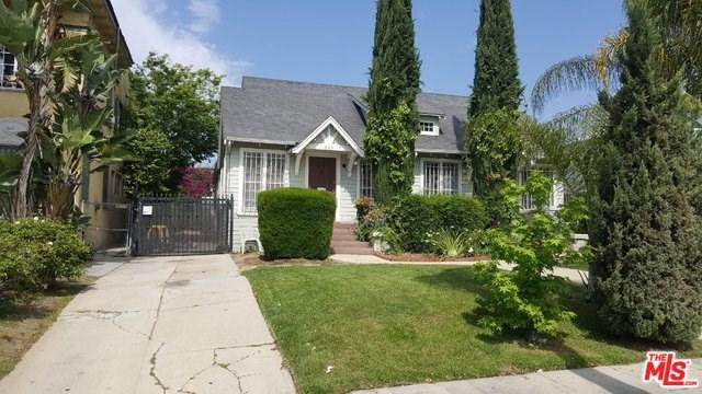 893 S Norton Avenue, Los Angeles (City), CA 90005 (#19457094) :: The Costantino Group | Cal American Homes and Realty