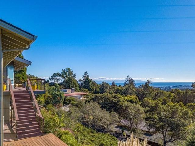 78 Pasatiempo Drive, Santa Cruz, CA 95060 (#ML81747908) :: Fred Sed Group