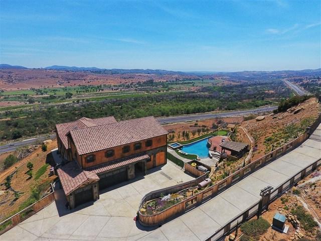 3507 Monserate Hill Rd, Fallbrook, CA 92028 (#190021331) :: Blake Cory Home Selling Team