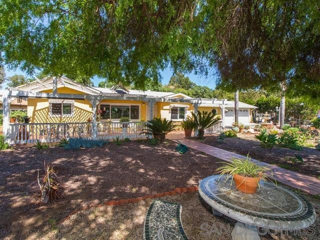 3338 Sunset Dr, Fallbrook, CA 92028 (#190021344) :: Blake Cory Home Selling Team