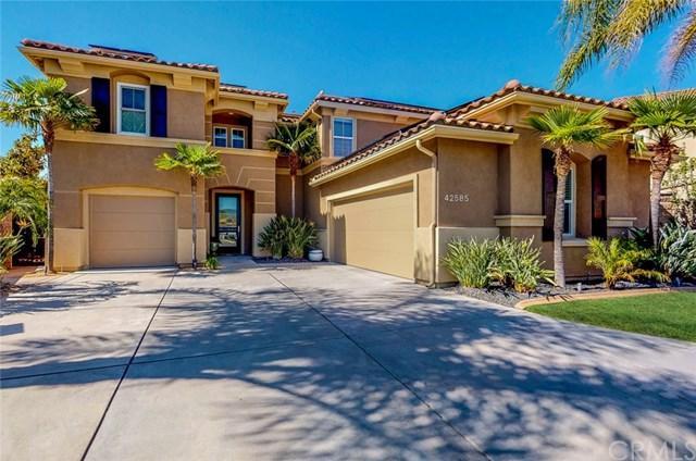 42585 Whistle Court, Temecula, CA 92592 (#SW19089722) :: Blake Cory Home Selling Team