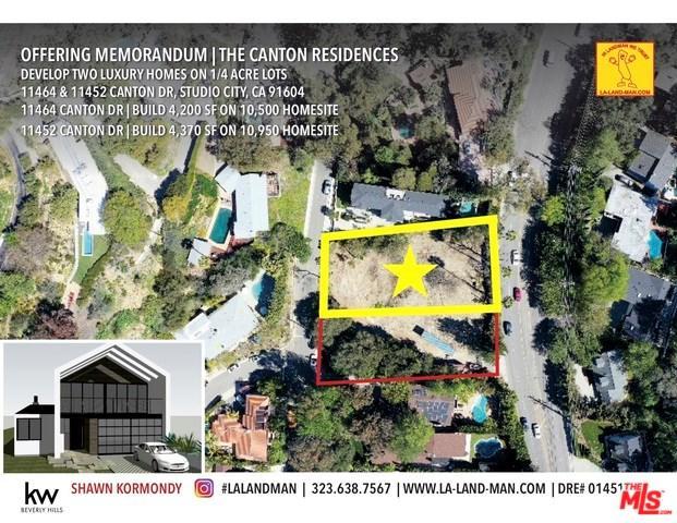 11452 Canton Drive, Studio City, CA 91604 (#19453522) :: Go Gabby