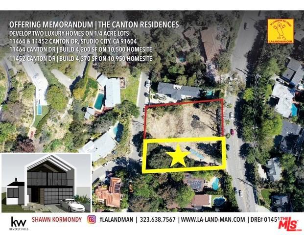 11464 Canton Drive, Studio City, CA 91604 (#19453426) :: Go Gabby