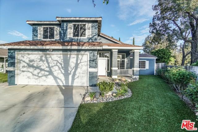 45323 Zuma Drive, Temecula, CA 92592 (#19455128) :: Blake Cory Home Selling Team
