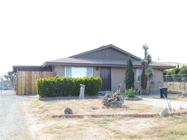 6840 Condalia Avenue, Yucca Valley, CA 92284 (#JT19090271) :: RE/MAX Masters