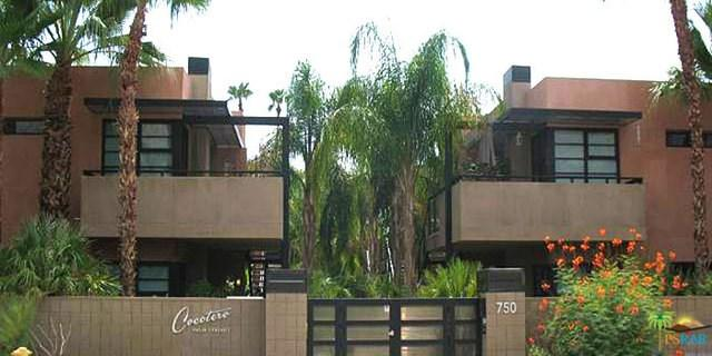 750 Calle Palo Fiero #10, Palm Springs, CA 92264 (#19457438PS) :: The Marelly Group | Compass