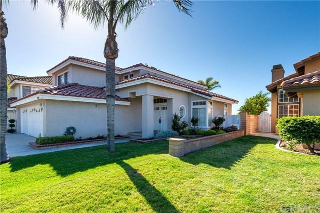 4041 Mount Serenata Circle, Corona, CA 92882 (#IG19090481) :: Blake Cory Home Selling Team