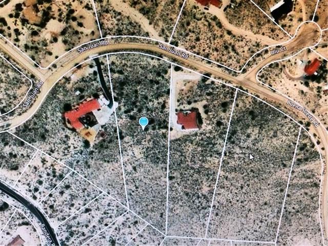0 San Juan Rd, Yucca Valley, CA  (#JT19090049) :: Blake Cory Home Selling Team