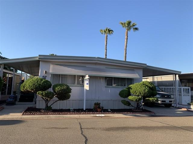 8301 Mission Gorge Rd #57, Santee, CA 92071 (#190021485) :: Steele Canyon Realty