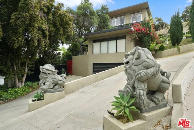 2175 Ponet Drive, Los Angeles (City), CA 90068 (#19457596) :: eXp Realty of California Inc.