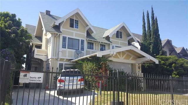 1229 4th Ave, Los Angeles (City), CA 90019 (#SR19091024) :: Go Gabby