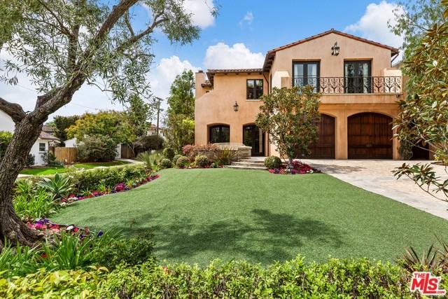 401 Via De La Paz, Pacific Palisades, CA 90272 (#19457550) :: Heller The Home Seller