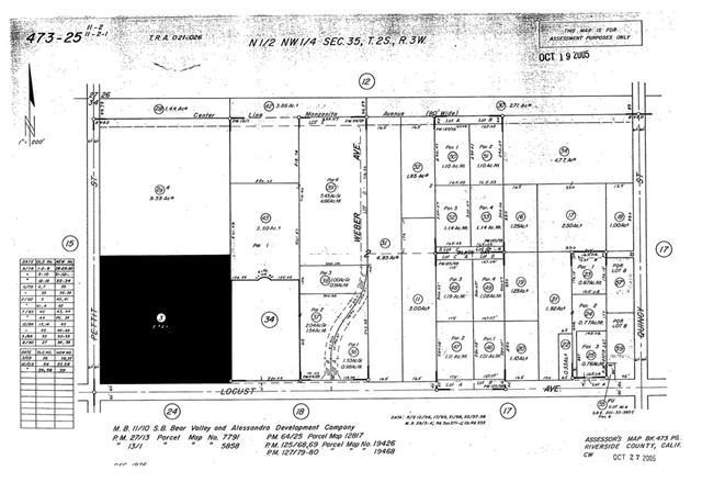 0 Locust, Moreno Valley, CA  (#CV19091087) :: Heller The Home Seller