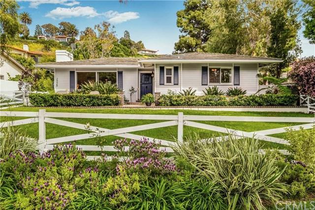 1528 Palos Verdes Drive W, Palos Verdes Estates, CA 90274 (#SB19090234) :: Keller Williams Realty, LA Harbor