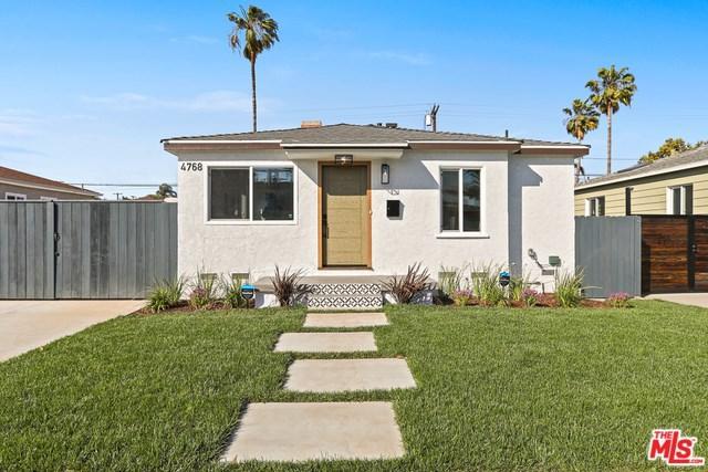 4768 Imlay Avenue, Culver City, CA 90230 (#19457566) :: The Houston Team | Compass