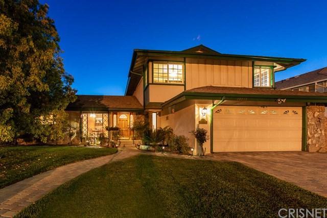 10855 Beckford Avenue, Porter Ranch, CA 91326 (#SR19091232) :: eXp Realty of California Inc.