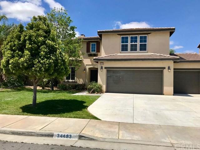 34483 Woodshire Drive, Winchester, CA 92596 (#SW19091691) :: Keller Williams Realty, LA Harbor