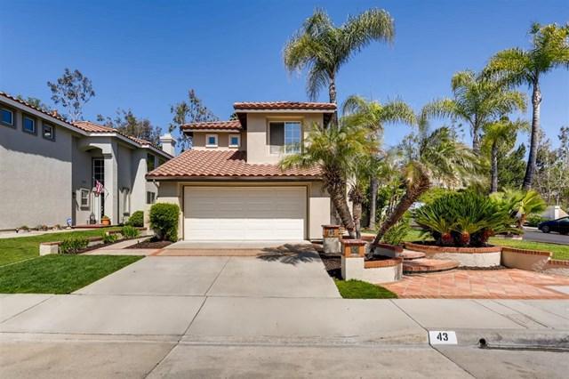 43 Via Brida, Rancho Santa Margarita, CA 92688 (#190021734) :: Legacy 15 Real Estate Brokers