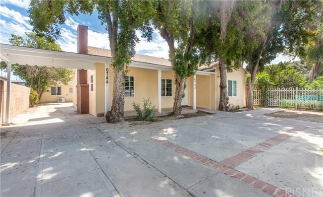 6742 Sylmar Avenue, Van Nuys, CA 91405 (#SR19091644) :: Kim Meeker Realty Group