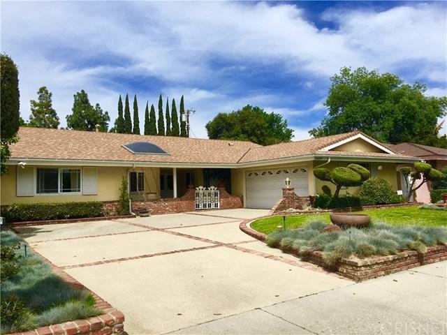 18609 Citronia Street, Northridge, CA 91324 (#SR19091965) :: The Brad Korb Real Estate Group