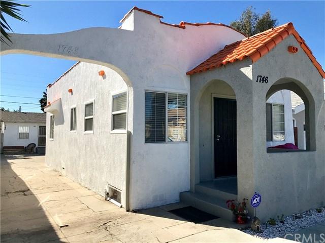 1746 W 37th Pl, Los Angeles (City), CA 90018 (#SB19092396) :: eXp Realty of California Inc.