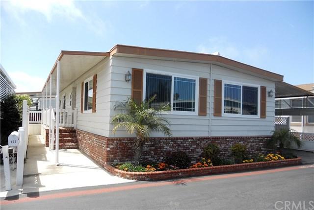 20701 Beach Blvd #169, Huntington Beach, CA 92648 (#OC19092184) :: Legacy 15 Real Estate Brokers