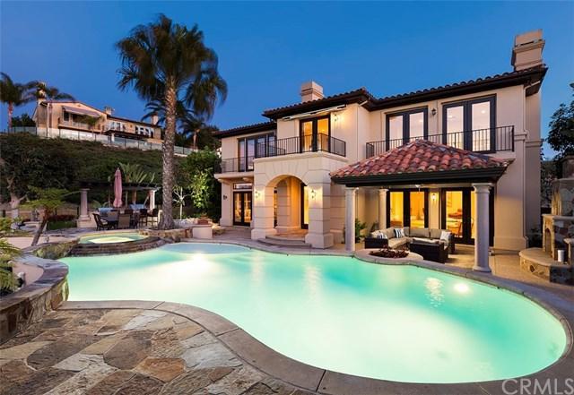 15 Via Burrone, Newport Coast, CA 92657 (#OC19083177) :: Legacy 15 Real Estate Brokers