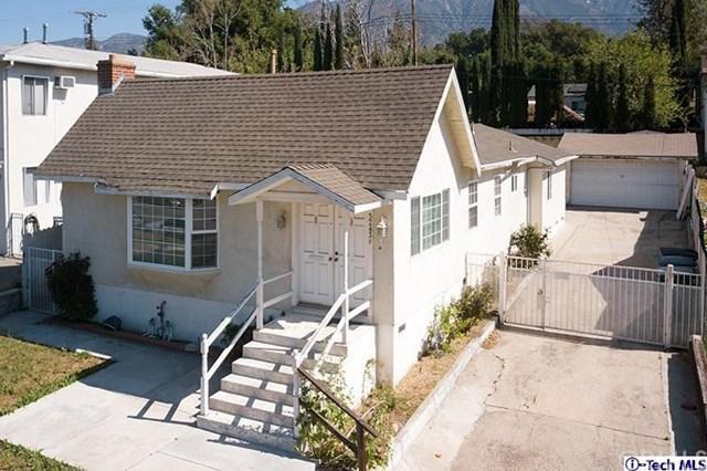 3243 Honolulu Avenue, Glendale, CA 91214 (#319001621) :: The Brad Korb Real Estate Group