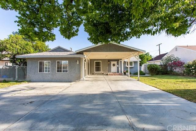 16722 Bermuda Street, Granada Hills, CA 91344 (#SR19092819) :: The Houston Team | Compass