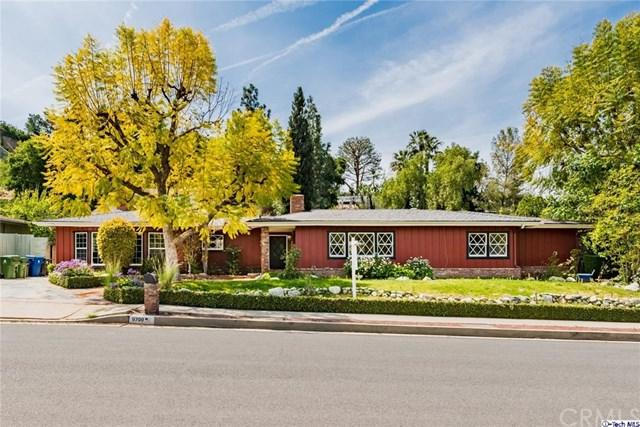 9700 Sombra Valley Dr Drive, Sunland, CA 91040 (#319001580) :: The Brad Korb Real Estate Group