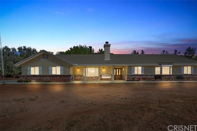 33700 Santiago Road, Acton, CA 93510 (#SR19092901) :: Pam Spadafore & Associates