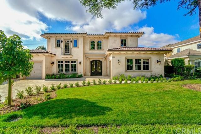 100 W Woodruff Avenue, Arcadia, CA 91007 (#AR19092942) :: Kim Meeker Realty Group