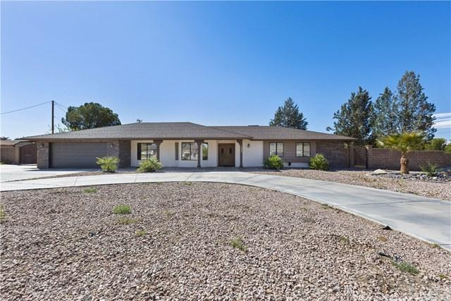 18995 Red Feather Road, Apple Valley, CA 92307 (#CV19092711) :: Kim Meeker Realty Group