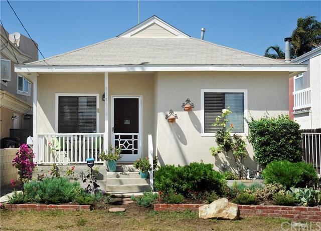 1131 19th Street, Hermosa Beach, CA 90254 (#SB19091734) :: Fred Sed Group