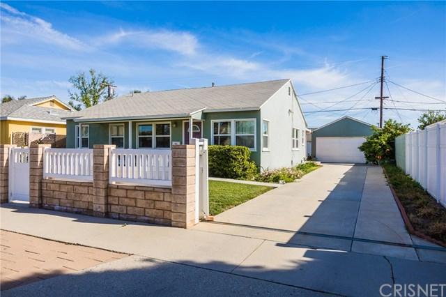 17622 Willard Street, Northridge, CA 91325 (#SR19089235) :: The Brad Korb Real Estate Group