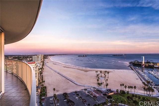 700 E Ocean Boulevard #3007, Long Beach, CA 90802 (#PW19093134) :: Team Tami