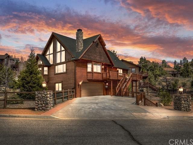 42470 Golden Oak Road, Big Bear, CA 92315 (#EV19093106) :: Fred Sed Group