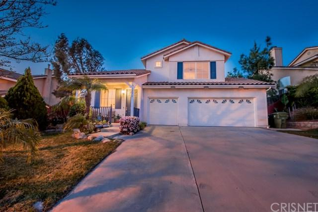 12219 Via Santa Barbara, Sylmar, CA 91342 (#SR19092019) :: The Brad Korb Real Estate Group