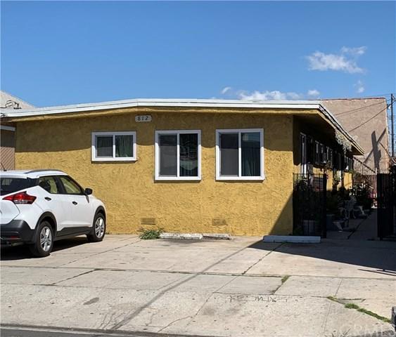 812 Pioneer Avenue, Wilmington, CA 90744 (#SB19093293) :: Fred Sed Group