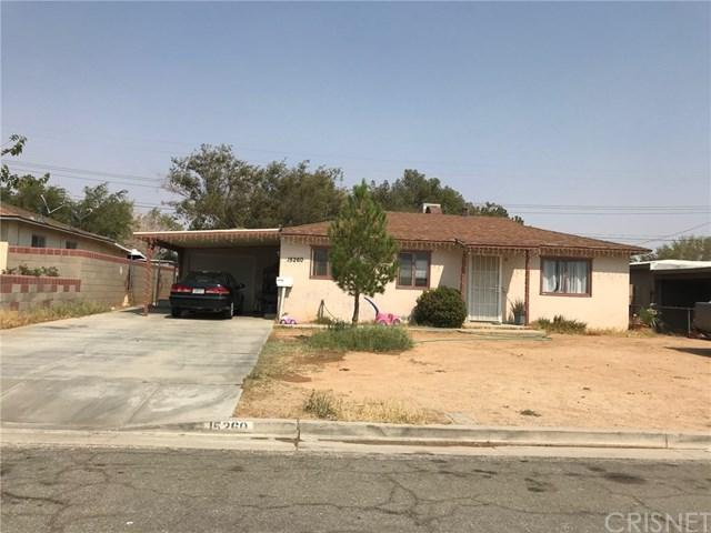 15260 Nadene Street, Mojave, CA 93501 (#SR19093442) :: Go Gabby