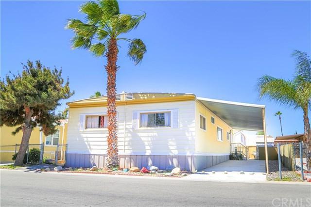 1155 S Riverside Avenue #158, Rialto, CA 92376 (#CV19092191) :: Kim Meeker Realty Group