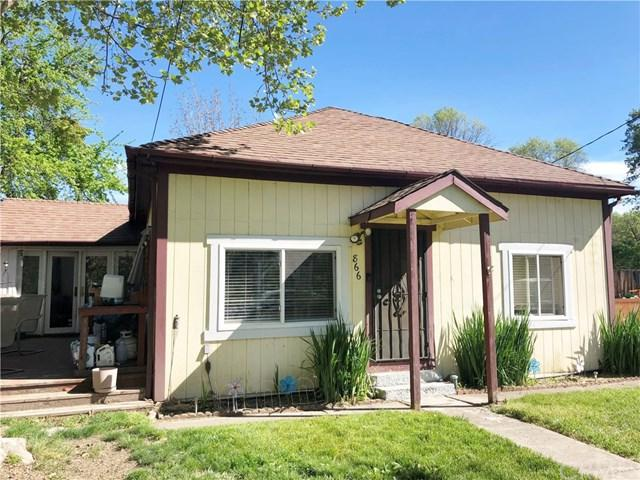 866 Old Lucerne Road, Upper Lake, CA 95485 (#LC19093122) :: Go Gabby
