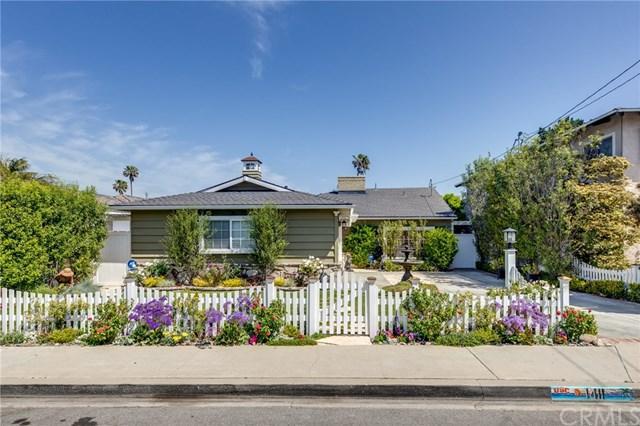 1411 11th Street, Manhattan Beach, CA 90266 (#SB19092548) :: eXp Realty of California Inc.