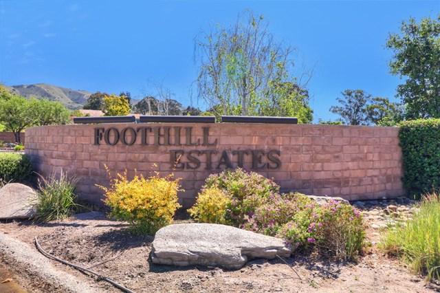 17570 Foothill Circle, Salinas, CA 93908 (#ML81748569) :: Fred Sed Group